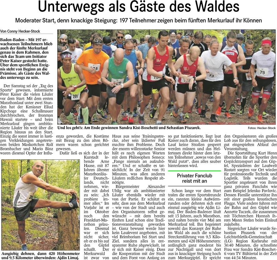 Badisches Tagblatt Baden Baden